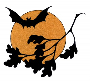 halloween bat vintage image graphicsfairy003