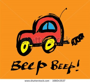 stock-vector-beep-beep-car-166043537