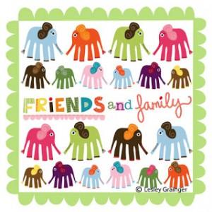 friends&familyGrainger