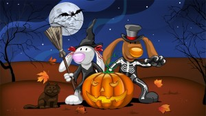Funny-Aniamals-Halloween-Pictures-Wallpaper